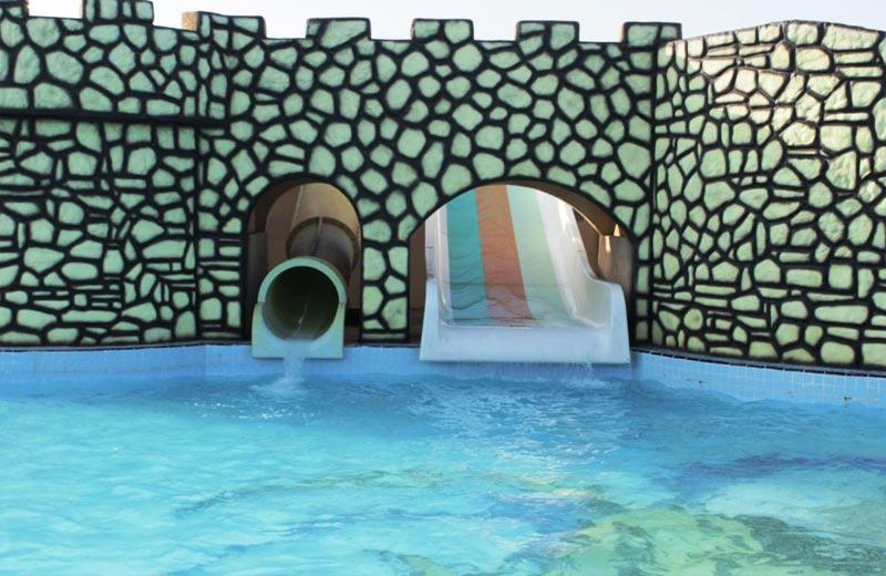 «Змейка» горки в аквапарке Бердянска